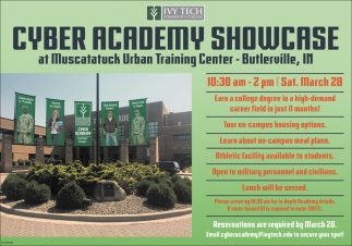 Cyber Academy Showcase