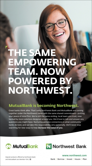The Same Empowering Team. Now Powered By Northwest.