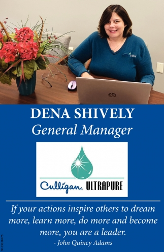 Dena Shively, General Manager