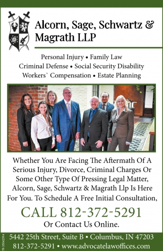 Personal Injury - Family Law - Criminal Defense