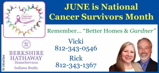 June Is National Cancer Survivors Month