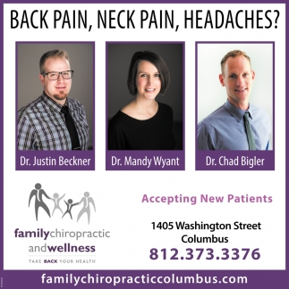Back Pain, Neck Pain, Headaches?