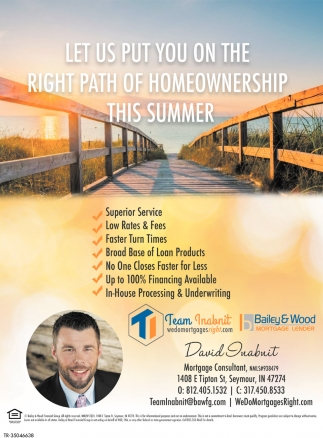 Let Us Put You On The Right Path Of Homeownership This Summer