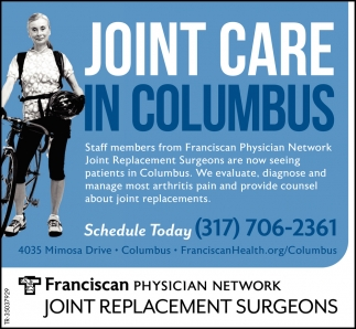 Joint Care In Columbus
