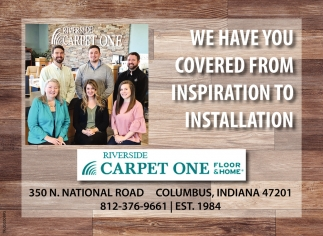 We Have You Covered From Inspiration To Installation