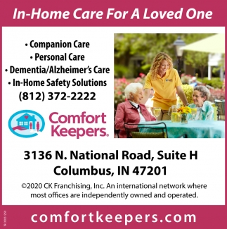 In-Home Care For A Loved One