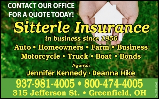 Contact our office for a quote today!
