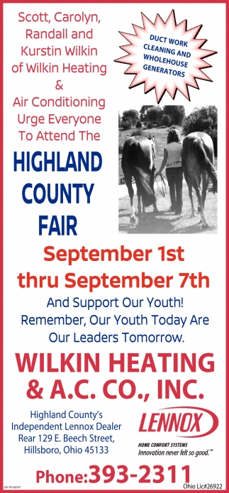Highland county Fair