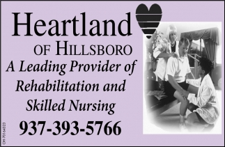 A Leading Provider of Rehabilitation and Skilled Nursing