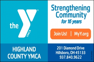 Strengthening Community for 16 years