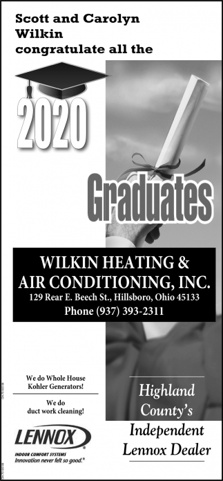 Congratulate All the 2020 Graduates