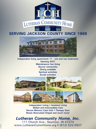 Serving Jackson County Since 1968