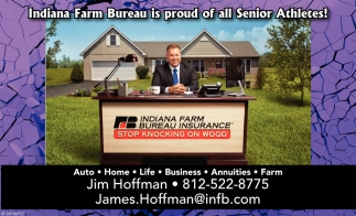 Indiana Farm Bureau Is Proud Of All Senior Athletes!