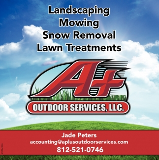 Lanscaping - Mowing - Snow Removal
