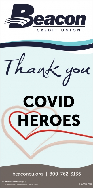 Thank You Covid Heroes