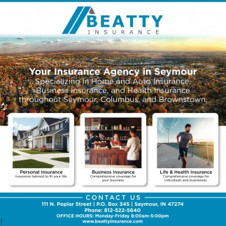 Your Insurance Agency In Seymour