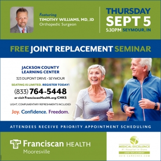 Free Join Replacement Seminar