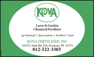 Lawn & Garden Chemical Fertilizer