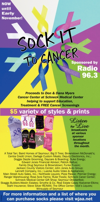 Sock It To Cancer
