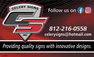 Providing Quality Signs With Innovative Designs