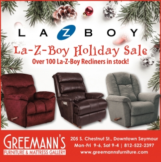 La-Z-Boy Holiday Sale