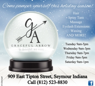 Come Pamper Yourself This Holiday Season!
