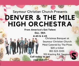 Denver & The Mile High Orchestra