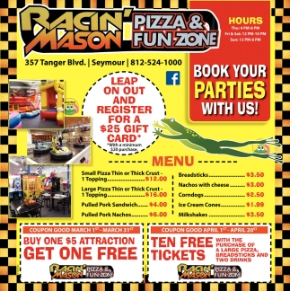 Pizza & Fun Zone