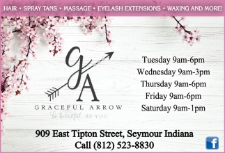 Hair - Spray Tans - Massage