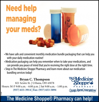 Need help managing your meds?