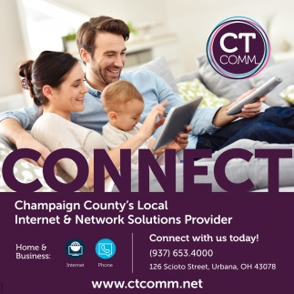 Connect Champaign County's Local Internet