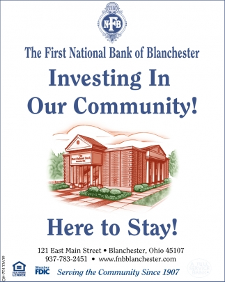 Investing In Our Community