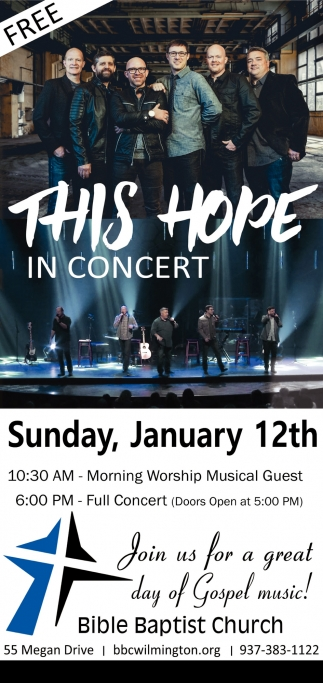 This Hope in Concert