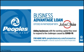Business Advantage Loan