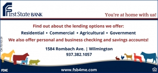 Find Out About the Lending Options
