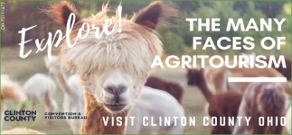 Explore the Many Faces of Agritourism