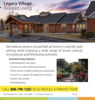 Call 888-792-1202 to a schedule a private tour