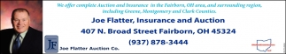 We offer complete Auction and Insurance in the Fairborn Oh area, and surrounding region