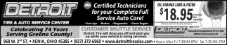 Certified Technicians for your Complete Full Service Auto Care!