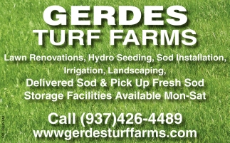 Delivered Sod & Pick Up Fresh Sod