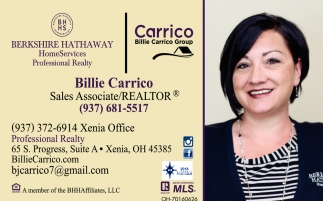 Carrico - Billie Carrico Group