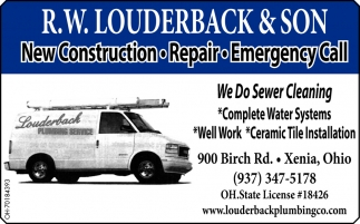 We Do Sewer Cleaning