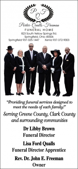 Providing Funeral Services Designed to Meet the Needs of Each Family