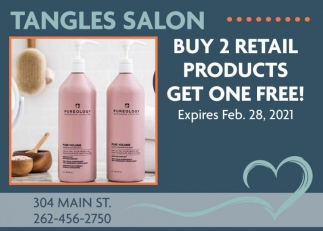 Buy 2 Retail Products Get One Free
