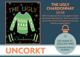 The Ugly Chardonnay