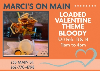 Marci's On Main, Dining & Entertainment in Racine