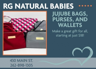 RG Natural Babies, Shopping in Racine