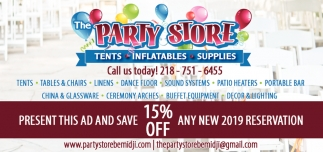 15 off the party store bemidji mn 15 off the party store bemidji mn
