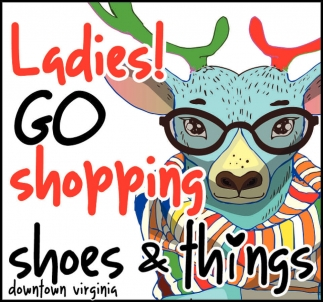 Ladies! Go Shopping