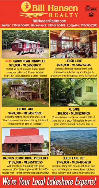New! Leech Lake